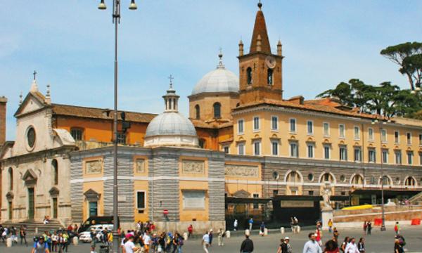 Basilica_Santa _Maria_Popolo