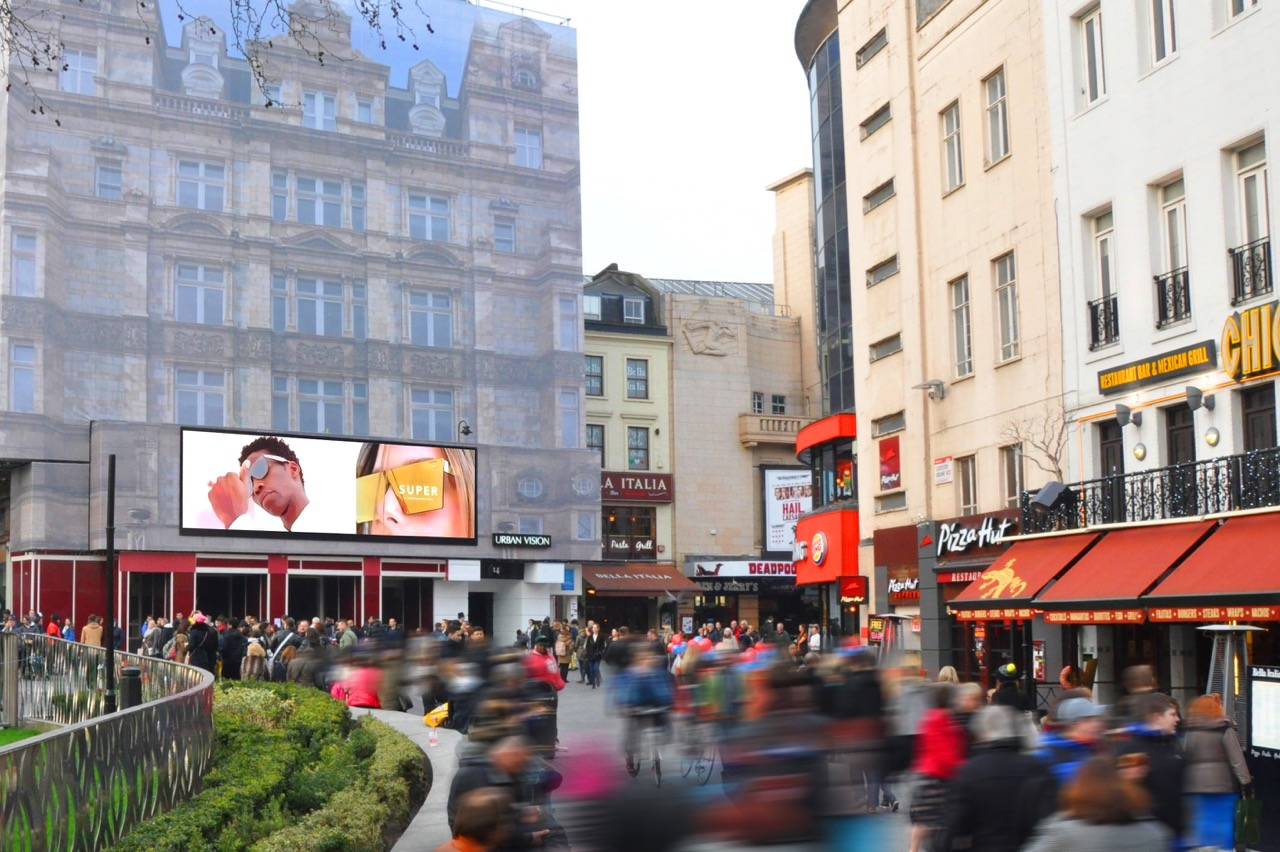 Travel Money & Currency Exchange Near Me, Leicester Square – eurochange
