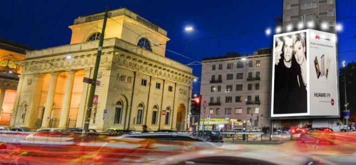 Bastioni di porta venezia urban vision - Bastioni di porta venezia ...