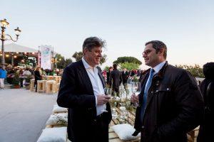 Lorenzo Guerrini (Urban Vision) e Vladi Lumina (APSA)