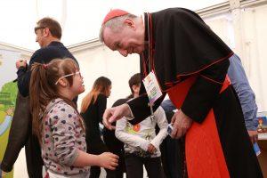 Il Segretario di Stato Vaticano Pietro Parolin