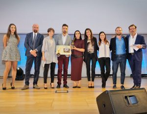 premiazione Key Awards 2017 ok